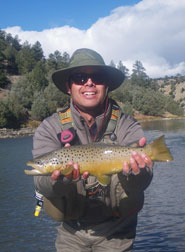 Best Fishing New Mexico