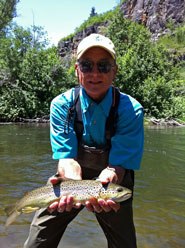 Brown Trout Upper Chama