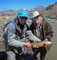 Navajo River Fly Fishing