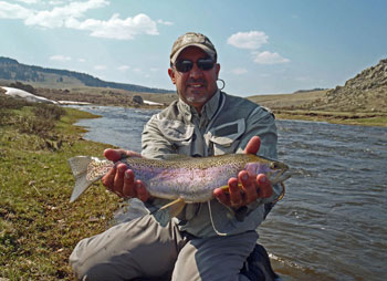 Spring Fly Fishing NM   CO