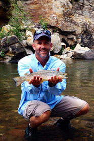 Summer Fly Fishing Chama NM