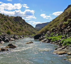 Rio Grande Fly Fishing
