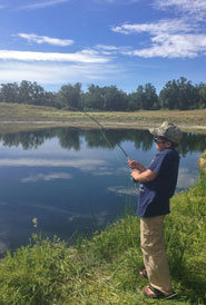 Fishing Alpine Lakes