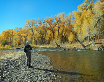 Fall Fly Fishing NM   CO