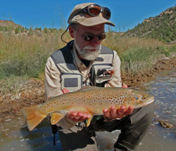 Fly Fishing in Northern NM