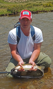 Brazos River Trout