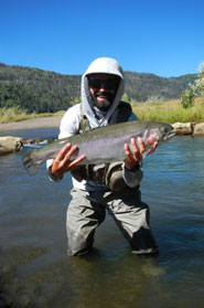 Fly Fishing Guide Joey Hart