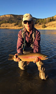 Chama NM Fly Fishing