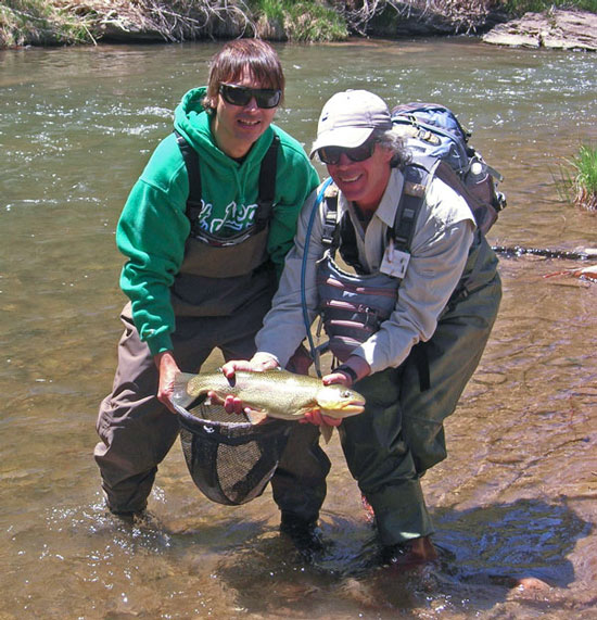 New mexico fly fishing photos images for Pecos new mexico fishing