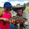 Fly Fishing Fun in the Summertime
