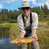 Southern Colorado Brown Trout in the Early Fall